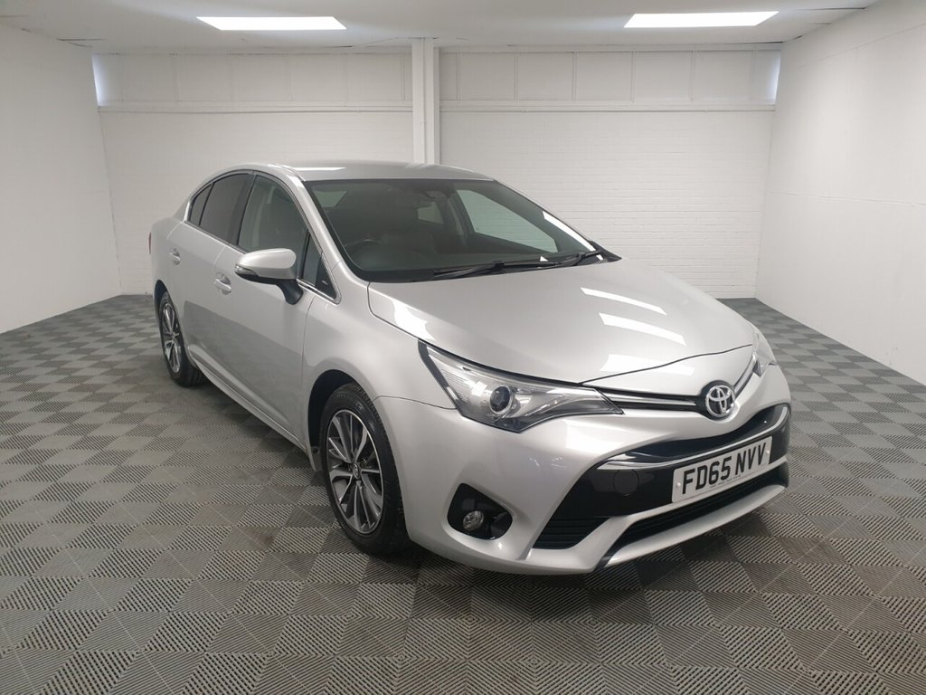 USED 2015 65 TOYOTA AVENSIS 2.0 D-4D BUSINESS EDITION PLUS 4d 141 BHP £185 a month, T&C';s apply.