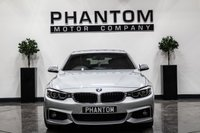USED 2017 67 BMW 4 SERIES 3.0 430D M SPORT GRAN COUPE 4d AUTO 255 BHP COUPE