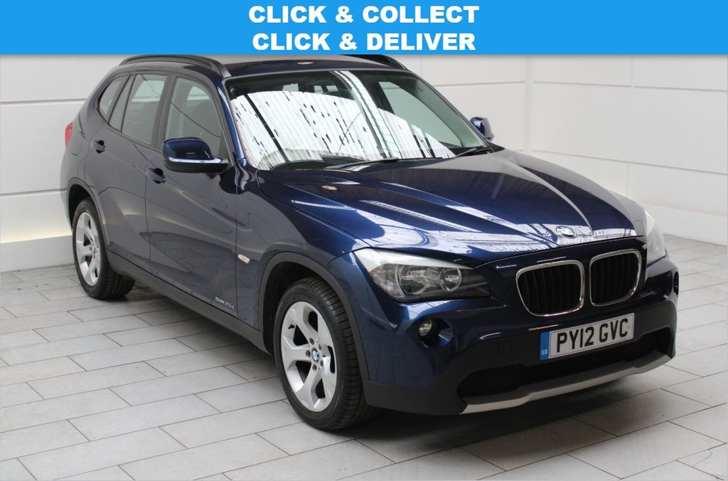 USED 2012 12 BMW X1 2.0 20d SE Auto sDrive