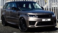 USED 2018 18 LAND ROVER RANGE ROVER SPORT 3.0 SD V6 Autobiography Dynamic Auto 4WD (s/s) 5dr £88k New, 1 Owner, Stunning