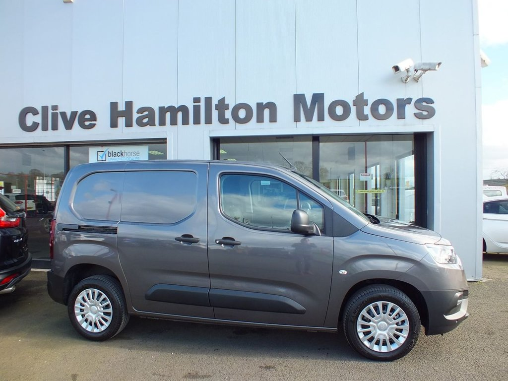 USED 2021 TOYOTA PROACE CITY 1.5 L1 ICON 101 BHP