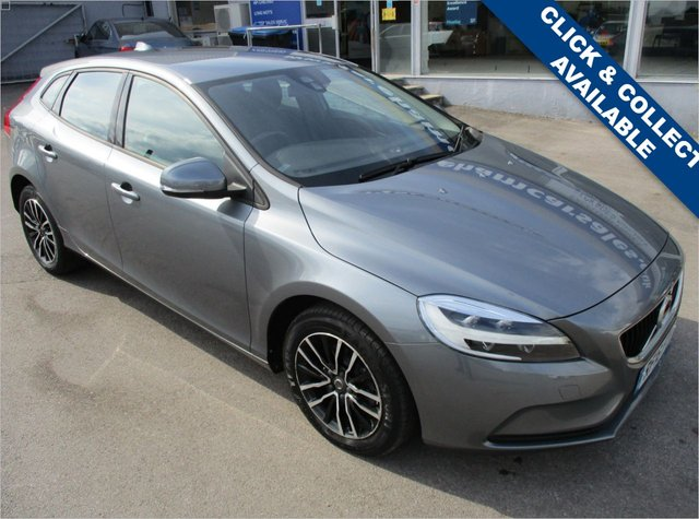 USED 2016 16 VOLVO V40 2.0 D2 MOMENTUM 5d 118 BHP FANTASTIC CONDITION AND DRIVE