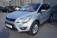2011 FORD KUGA 2.0 TITANIUM TDCI AWD 5d AUTO 163 BHP £6790.00