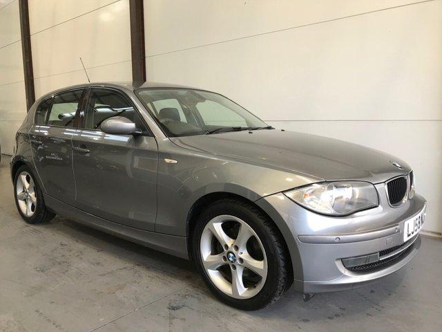 2008 58 BMW 1 SERIES 2.0 118D EDITION ES 5d 141 BHP
