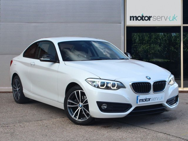 USED 2018 18 BMW 2 SERIES 2.0 218D SPORT 2d 148 BHP