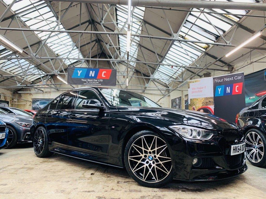 USED 2015 64 BMW 3 SERIES 2.0 320d M Sport (s/s) 4dr PERFORMANCE KIT HK 19S