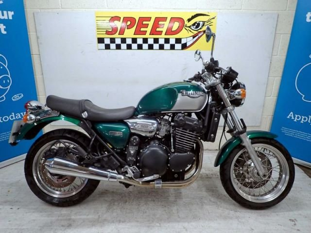 USED 1999 T TRIUMPH LEGEND TT