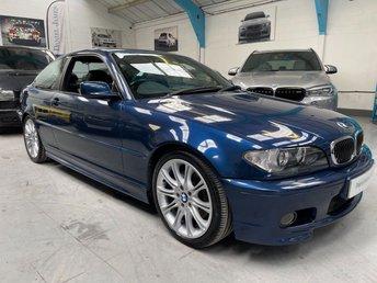 2004 BMW 3 SERIES 3.0 330CI SPORT 2d 228 BHP
