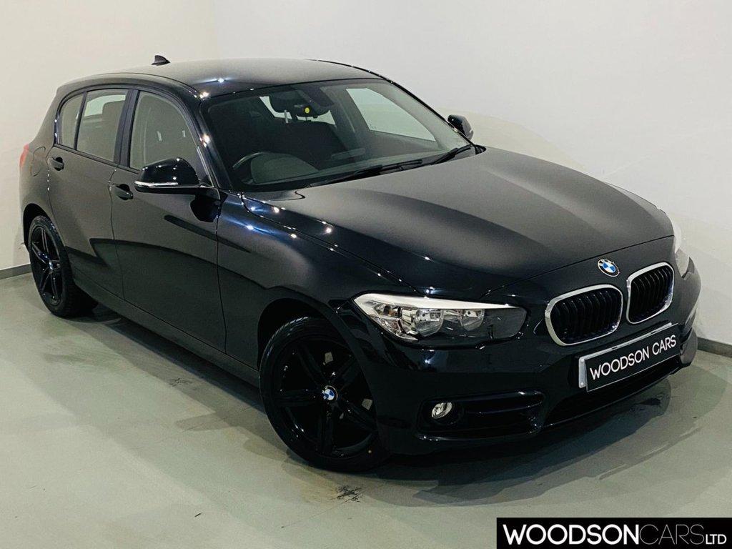 USED 2017 67 BMW 1 SERIES 2.0 118D SPORT 5d 147 BHP 1 Owner / Sat Nav / Bluetooth / DAB / Isofix