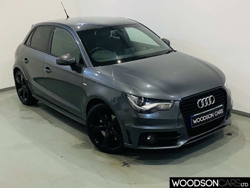 USED 2013 63 AUDI A1 2.0 SPORTBACK TDI BLACK EDITION 5d 141 BHP Bluetooth / Xenon Lights / Isofix / Black Alloys / Privacy Glass