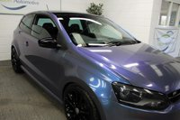 USED 2013 63 VOLKSWAGEN POLO 1.2 R LINE TSI 3d 104 BHP
