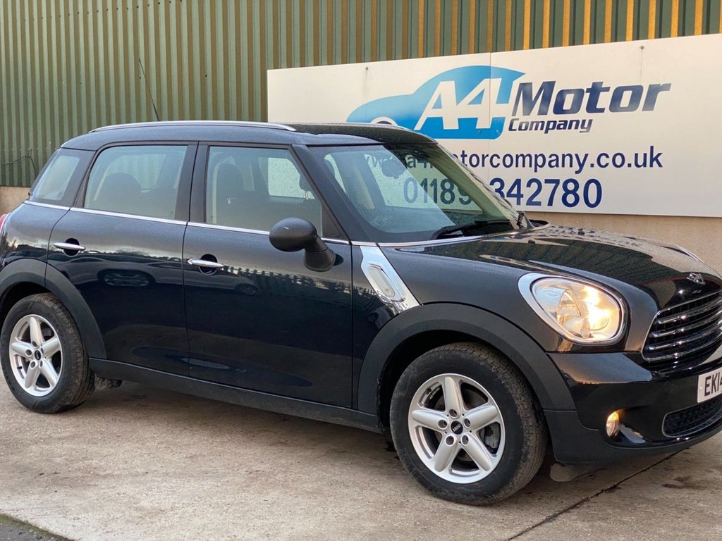 USED 2014 14 MINI COUNTRYMAN 1.6 One D 5dr WE ARE OPEN BY APPOINTMENT
