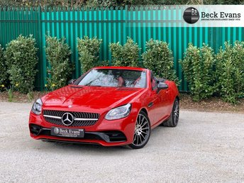 2016 MERCEDES-BENZ SLC