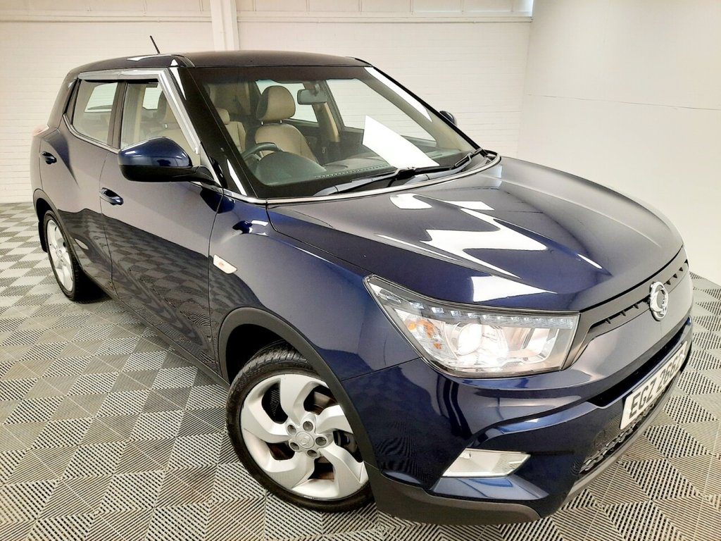 USED 2016 SSANGYONG TIVOLI 1.6 EX 5d 113 BHP NATIONWIDE DELIVERY AVAILABLE!