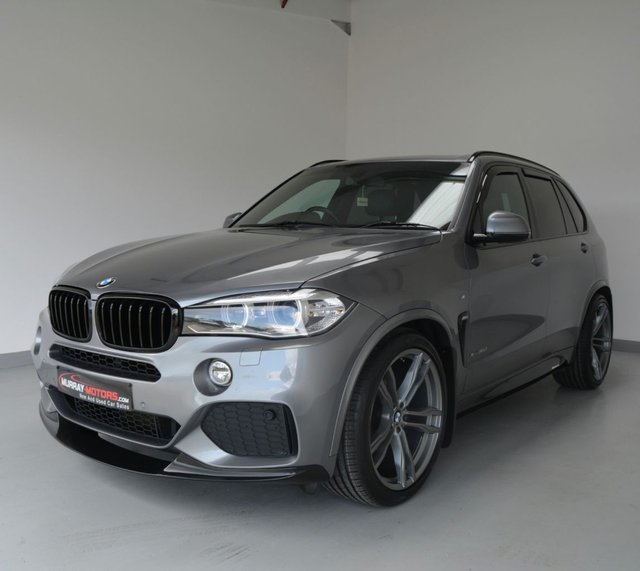 USED 2014 BMW X5 3.0 XDRIVE 30D M SPORT *7 SEATER*