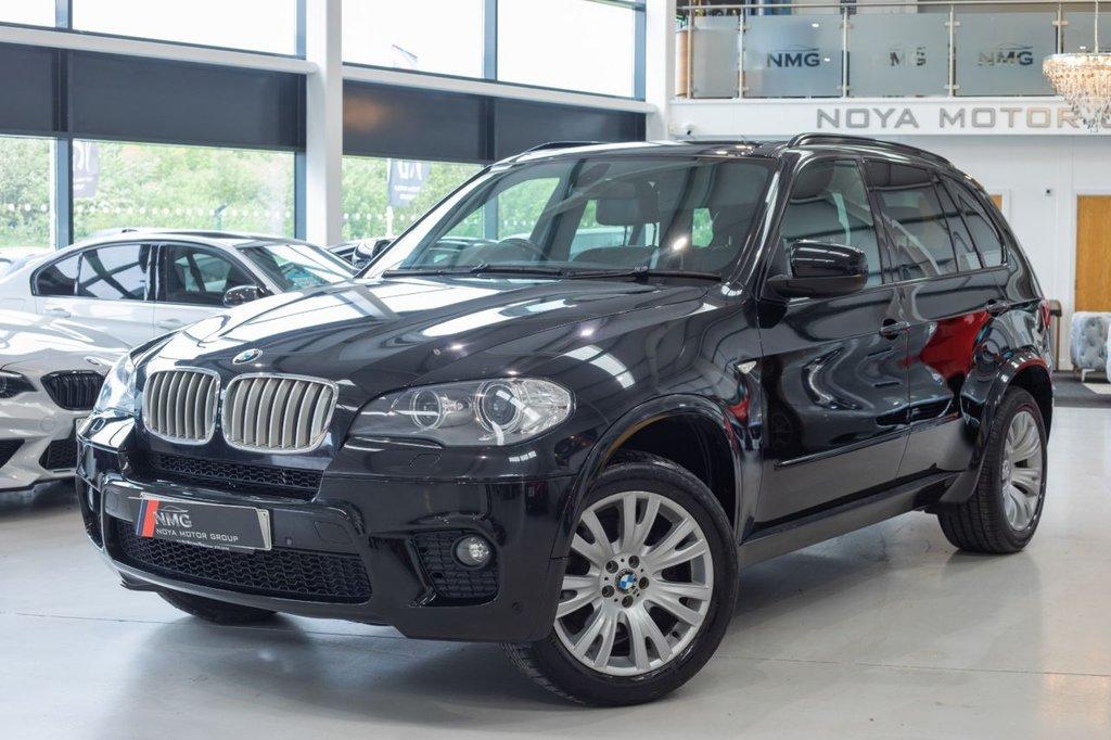 USED 2010 60 BMW X5 3.0 XDRIVE40D M SPORT 5d 302 BHP ***LOW MILEAGE***