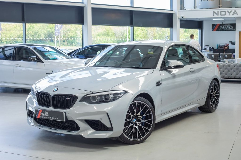 USED 2019 19 BMW M2 3.0 M2 COMPETITION 2d 405 BHP ***NATIONWIDE DELIVERY***