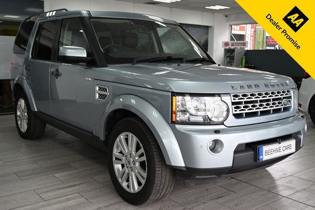USED 2012 62 LAND ROVER DISCOVERY 3.0 4 SDV6 XS 5d 255 BHP