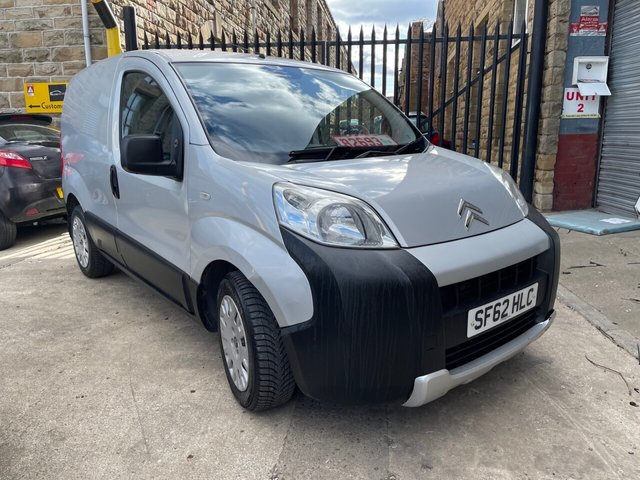 CITROEN NEMO at Millside Motor Group Ltd