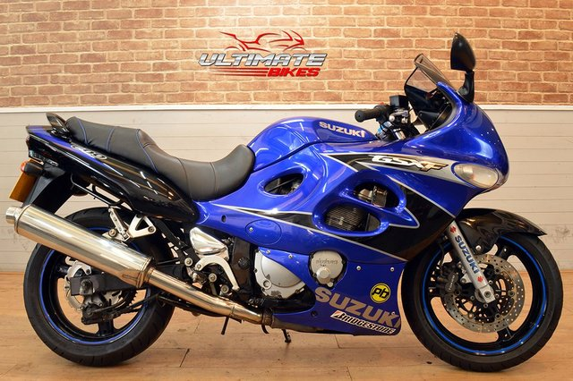 USED 2003 53 SUZUKI GSX 600 F  - FREE DELIVERY AVAILABLE
