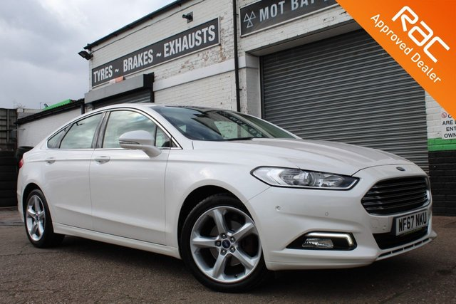 USED 2017 67 FORD MONDEO 2.0 TITANIUM TDCI 5d 148 BHP VIEW AND RESERVE ONLINE OR CALL 01527-853940 FOR MORE INFO.