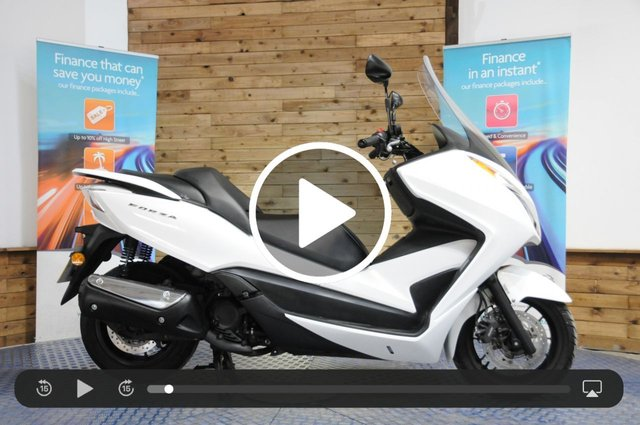 USED 2017 66 HONDA NSS300 FORZA NSS 300 A-D - Low miles