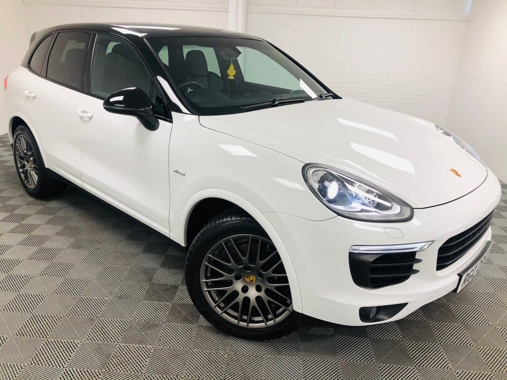 USED 2017 PORSCHE CAYENNE 3.0 D PLATINUM EDITION V6 TRIP S A NATIONWIDE DELIVERY AVAILABLE!