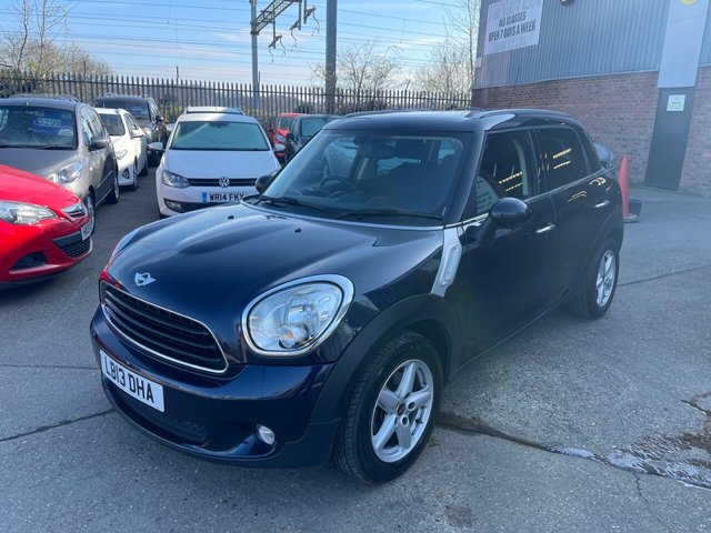 USED 2013 13 MINI COUNTRYMAN 1.6 ONE 5d 98 BHP