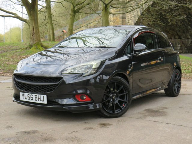 USED 2016 66 VAUXHALL CORSA 1.4 LIMITED EDITION 3d 89 BHP