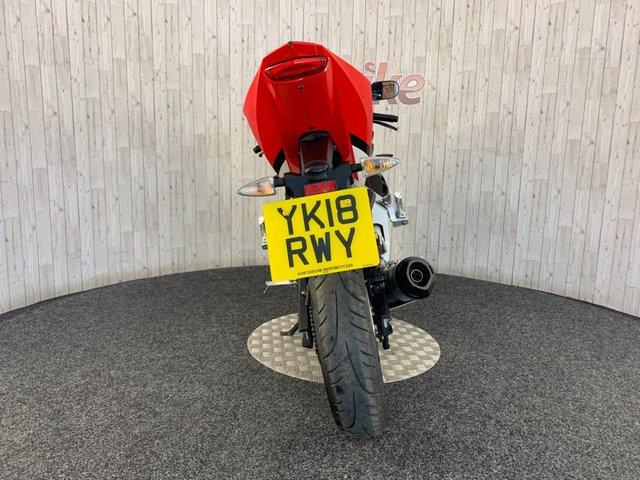 YAMAHA YZF-R125 at Rite Bike