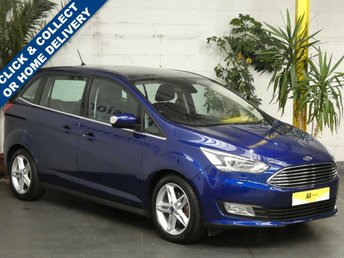 2018 FORD GRAND C-MAX