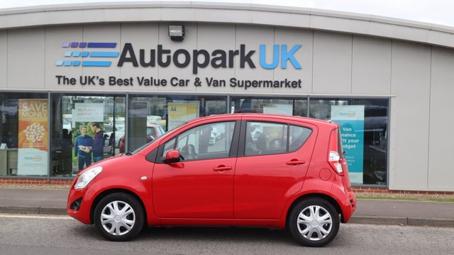 USED 2012 62 SUZUKI SPLASH 1.0 SZ2 5d 68 BHP LOW DEPOSIT OR NO DEPOSIT FINANCE AVAILABLE . COMES USABILITY INSPECTED WITH 30 DAYS USABILITY WARRANTY + LOW COST 12 MONTHS ESSENTIALS WARRANTY AVAILABLE FROM ONLY £199 (VANS AND 4X4 £299) DETAILS ON REQUEST. ALWAYS DRIVING DOWN PRICES . BUY WITH CONFIDENCE . OVER 1000 GENUINE GREAT REVIEWS OVER ALL PLATFORMS FROM GOOD HONEST CUSTOMERS YOU CAN TRUST .