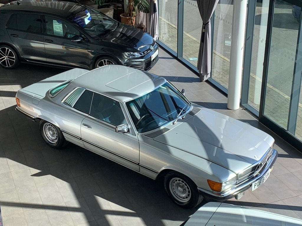 USED 1981 MERCEDES-BENZ SLC 3.8 380 SLC 2d 204 BHP + OTHER CLASSIC MERCEDES CARS AVAILABLE + 07429 966191