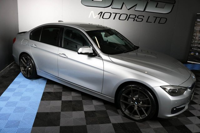 USED 2014 14 BMW 3 SERIES LATE 2014 BMW 318D SPORT 141 BHP (FINANCE AND WARRANTY)