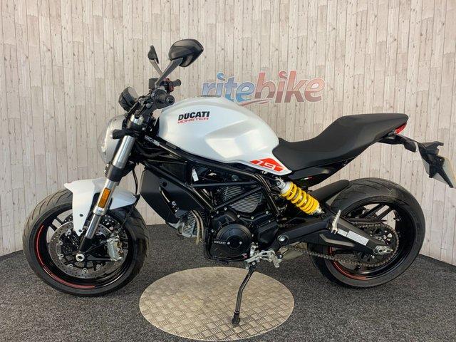 DUCATI Monster 797 at Rite Bike