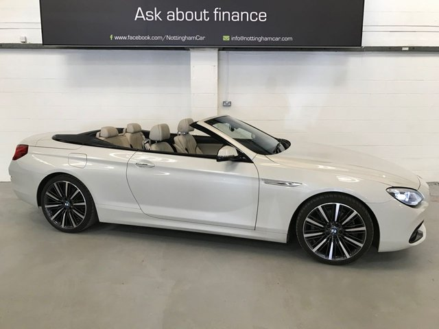USED 2016 66 BMW 6 SERIES 3.0 640D SE 2d 309 BHP