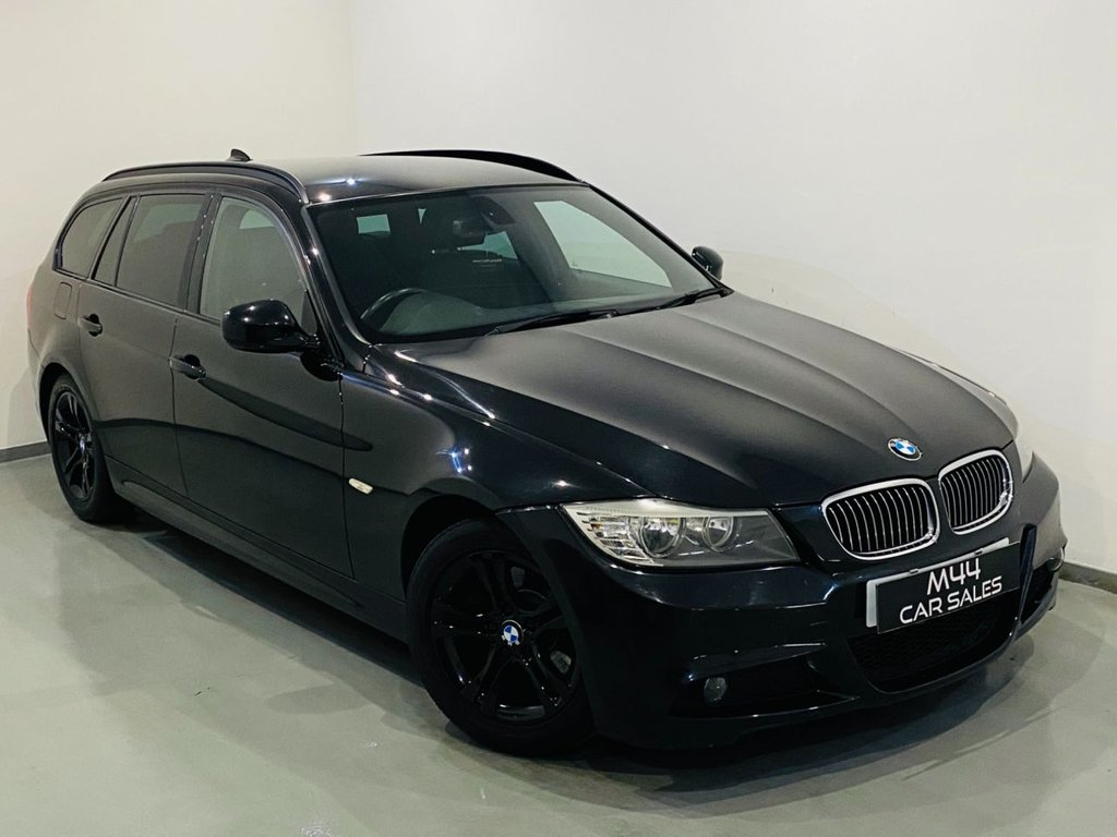 USED 2012 12 BMW 3 SERIES 2.0 320D SPORT PLUS EDITION TOURING 5d 181 BHP Isofix / Cruise Control / Aux / Rear Parking Sensors / Privacy Glass