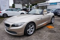 USED 2009 59 BMW Z4 2.5 Z4 SDRIVE23I ROADSTER 2d 201 BHP