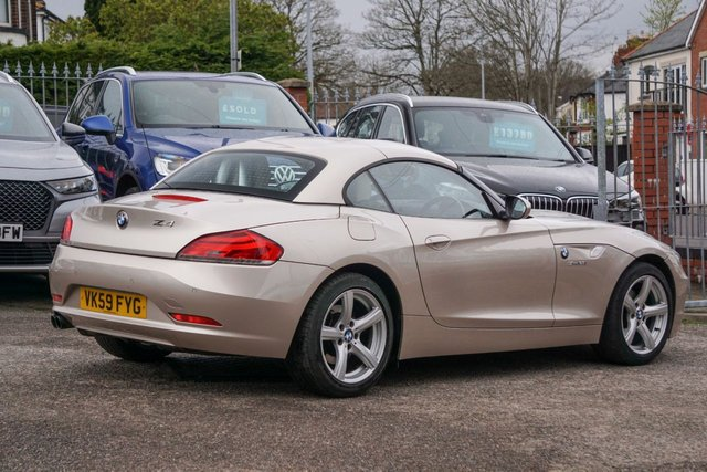 BMW Z4 at Tim Hayward Car Sales