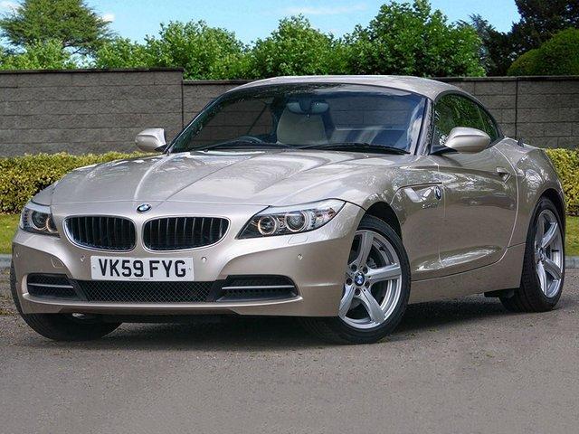 BMW Z4 at Tim Hayward Car Sales