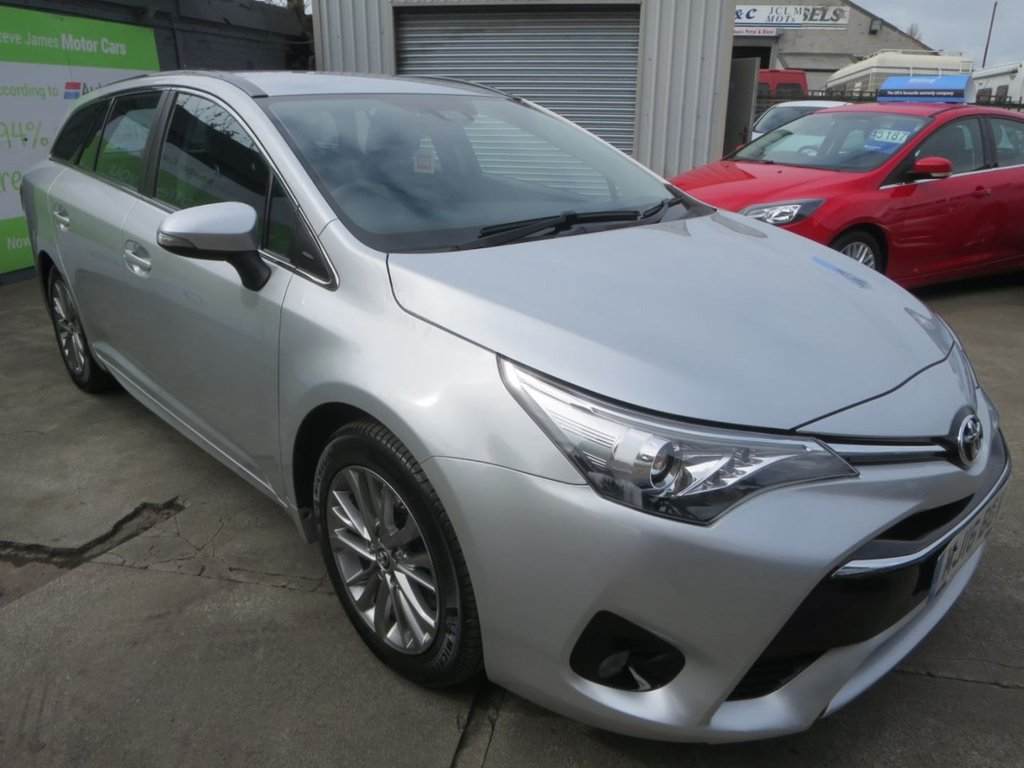 USED 2016 16 TOYOTA AVENSIS 2.0 D-4D BUSINESS EDITION 5d 141 BHP FINANCE AND UK DELIVERY AVAILABLE!