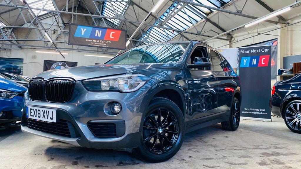 USED 2018 18 BMW X1 2.0 18d SE sDrive (s/s) 5dr YNCSTYLING+GLOSSBLACKALLOYS+