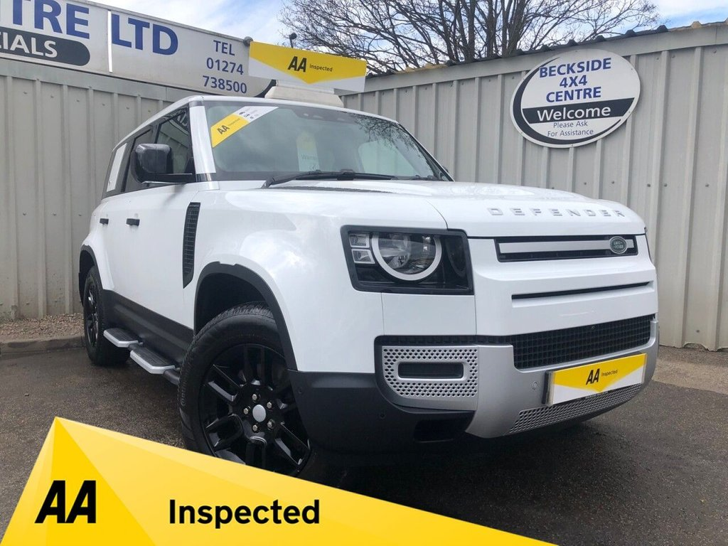 USED 2020 70 LAND ROVER DEFENDER 2.0 S 5d 198 BHP AA INSPECTED. FINANCE. WARRANTY.