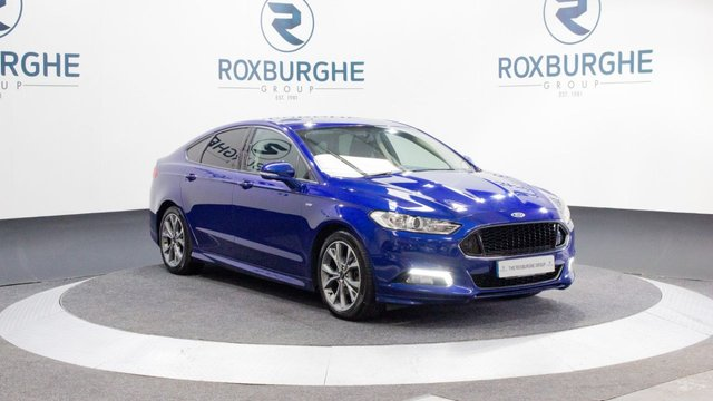 USED 2017 17 FORD MONDEO 2.0 ST-LINE TDCI 5d 148 BHP