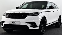 USED 2018 18 LAND ROVER RANGE ROVER VELAR 3.0 D300 R-Dynamic HSE Auto 4WD (s/s) 5dr £78k New, Pan Roof, Massage +