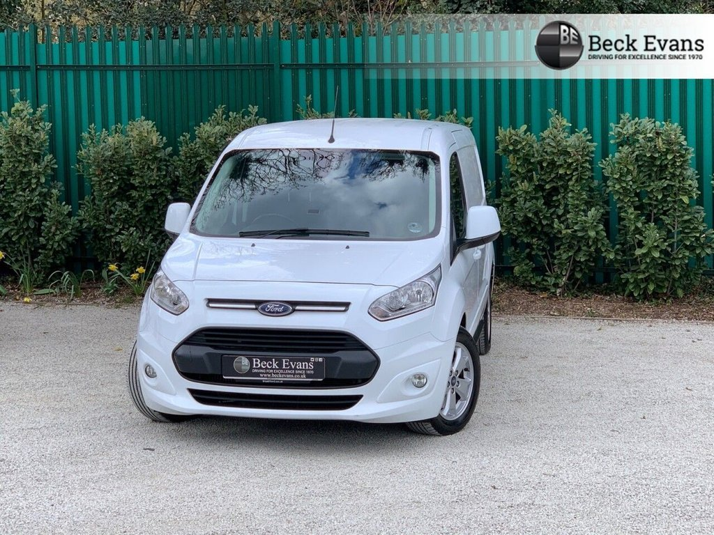 USED 2018 18 FORD TRANSIT CONNECT 1.5 240 LIMITED P/V 118 BHP LONG WHEEEL BASE AUTOMATIC
