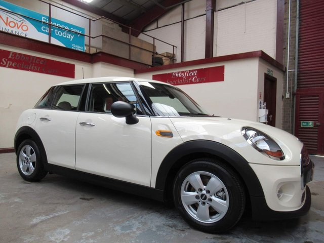USED 2015 65 MINI HATCH ONE 1.2 One (s/s) 5dr ***34000 MILES F/S/H***