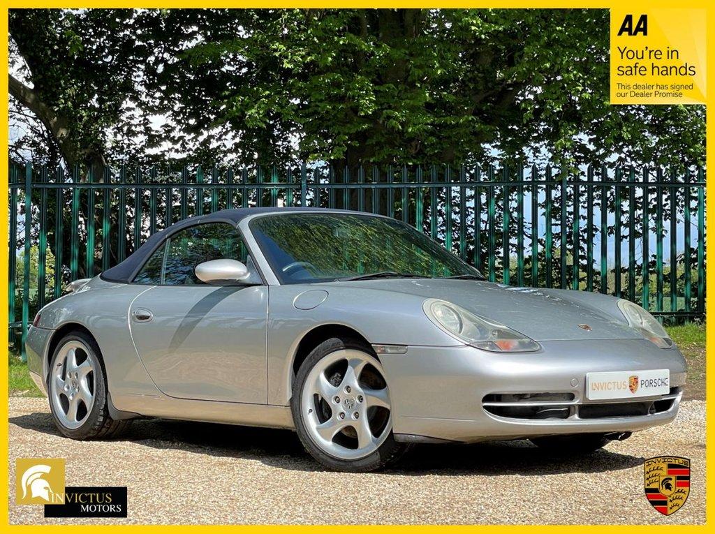 USED 1999 M PORSCHE 911 3.4 CARRERA CABRIOLET 2d 300 BHP CONVERTIBLE