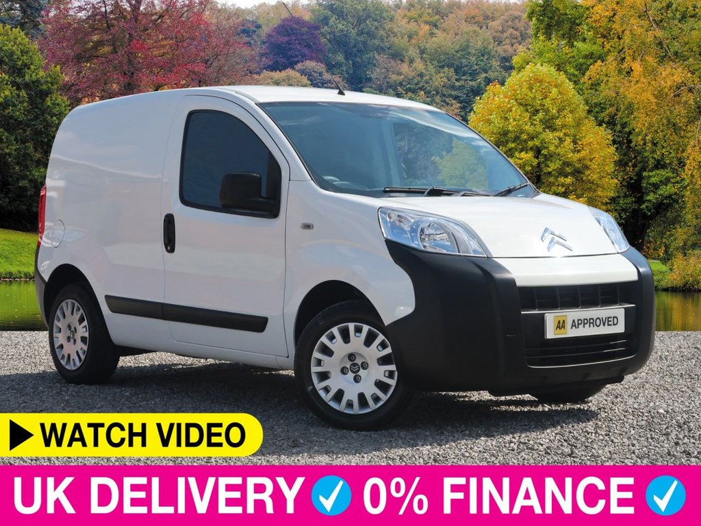 USED 2015 15 CITROEN NEMO 1.3 HDi LX Sliding Door Van 5dr 1 Owner 1 Owner 70 + MPG Sliding Door