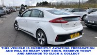 USED 2018 18 HYUNDAI IONIQ 1.6 PREMIUM SE 5d 5 Seat Family Hatchback AUTO with Massive High Spec Stunning in White with Hybrid Technology for Low Tax Low CO2 Massive MPG The Future is Here